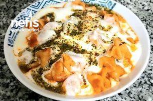 Kayseri Mantısı ( Pişirme Usulü ) Tarifi