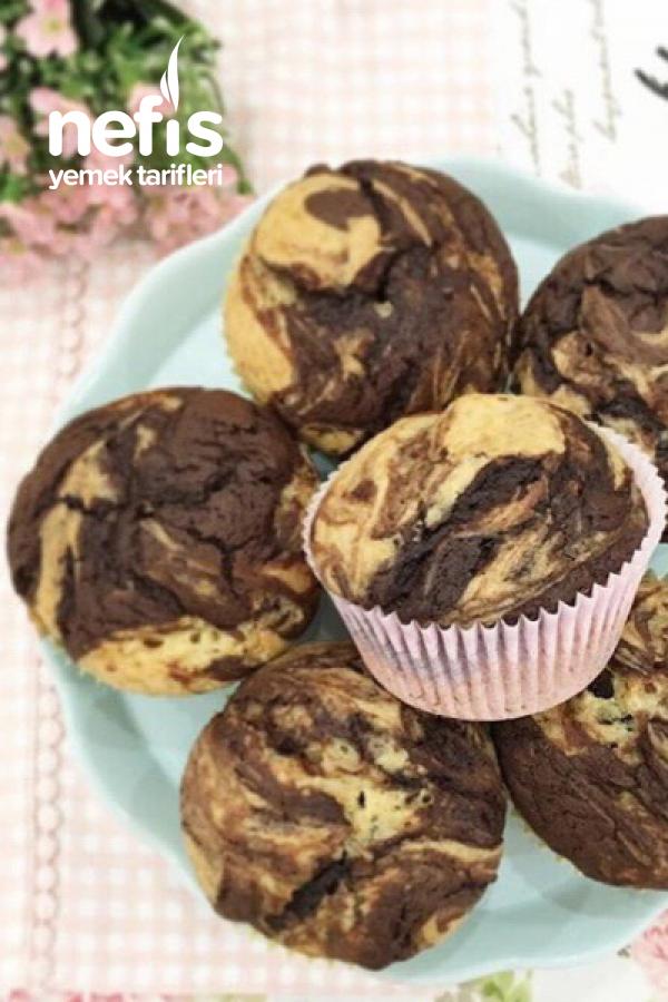 Muzlu Mermer Muffin