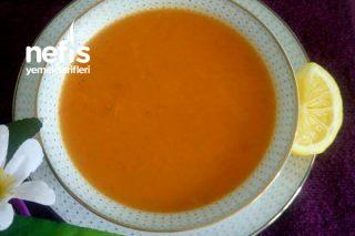 Sebze Çorbası Tarifi