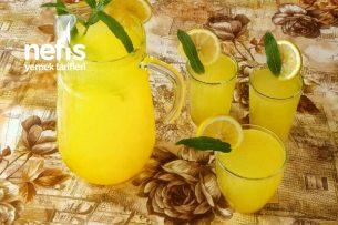 Zerdeçallı Limonata Tarifi