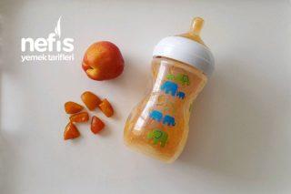 Kabız Bebe Çayı +7 Ay Tarifi