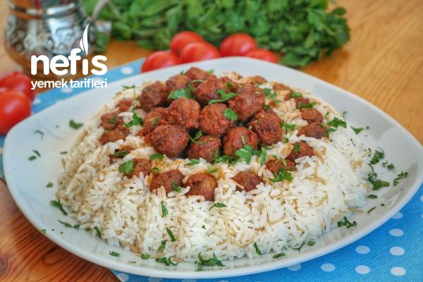 Nefis Köfteli Ali Paşa Pilavı