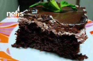 Orman Meyveli Çikolata Pasta Tarifi