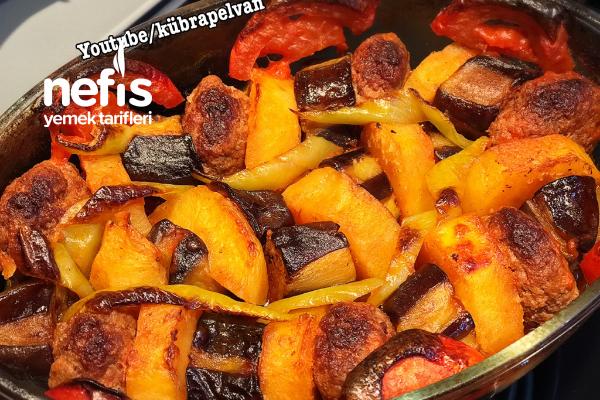 Patatesli Patlıcan Kebabı Tarifi