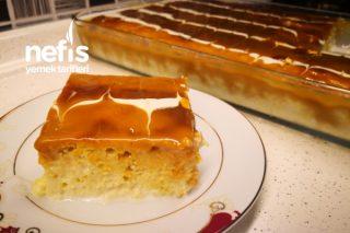 Trileçe Nasıl Yapılır ? İftara Bol Sütlü Keki Yumuşacık Trileçe (Videolu)