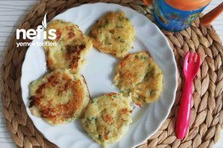 Bebeklere Patates Mücver +9 Tarifi