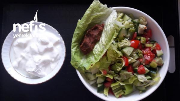 Diyet 1.gün 693 Kalori(iftar-sahur)