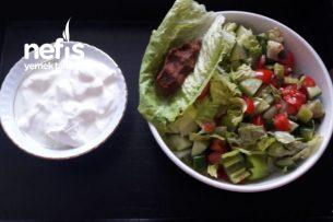 Diyet 1. Gün 693 Kalori (İftar-Sahur) Tarifi