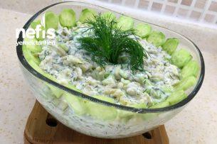 Fresh Arpa Şehriye Salatası Tarifi