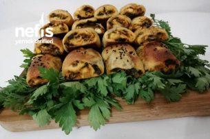 Ispanak Ve Peynirli Börek (El Açması) Tarifi
