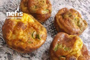Muffin Omlet Tarifi