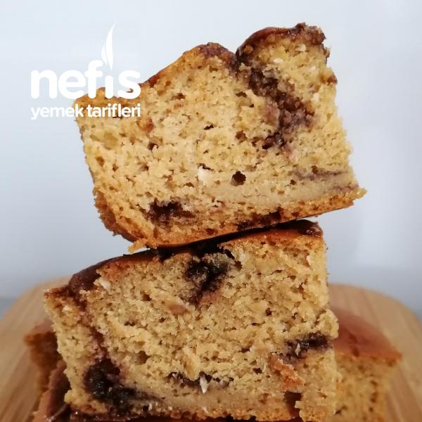 Üzüm Pekmezli Kek (rafine Şekersiz)