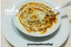 Yeşil Mercimekli Yoğurtlu Buğday Çorbası Tarifi