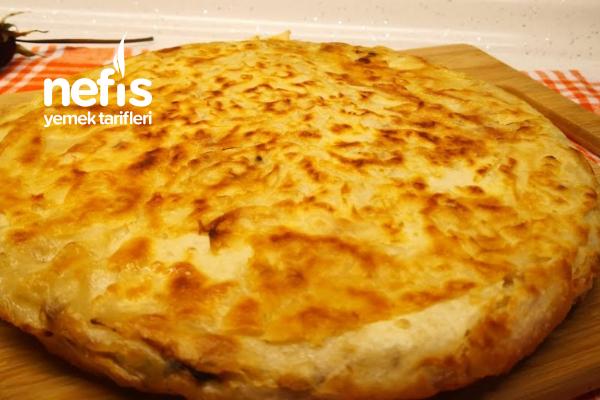 3 Dakikada Çıtır Börek Sahur Böreği İki Malzemeli (Videolu) Tarifi