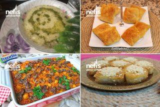 Akşam Yemeğim Tarifi