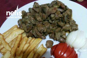 Ciğer Sote Ve Patates Kızartması Tarifi