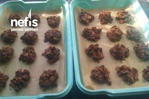 Çikolatalı Mısır Gevreği Çocuklara Süper Çerez Tarifi