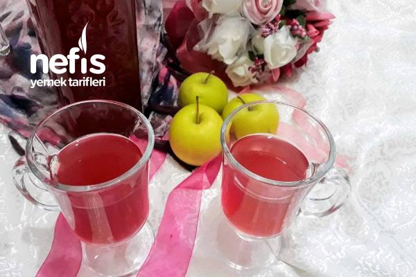 Elmalı Ramazan Şerbeti Tarifi