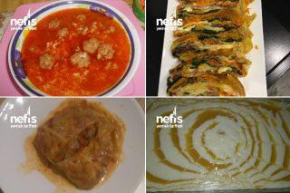 İftar Da Nefis Yemekler Tarifi