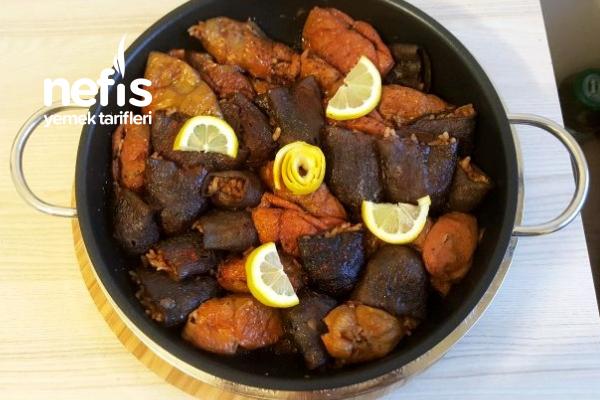 Kuru Dolma (Biber Patlıcan Kabak) Tarifi