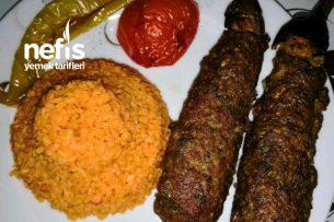 Mantolu Patlıcan Kebap (Adıyaman Köftesi) Tarifi