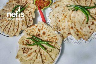 Patlıcanlı Çörek (Gözleme) Tarifi