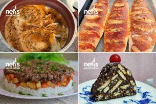 Ramazan Menüsü 3 Tarifi