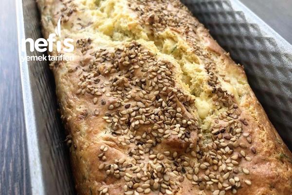 Susamlı Peynirli Kek Tarifi