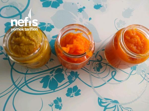Turuncu Mama/a-b Vitamin Deposu/ Bebekler İçin