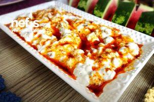 Yoğurtlu Patlıcan Mezesi Tarifi