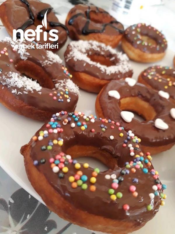 Donut (amerikan Çöreği)