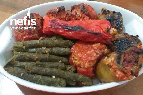 Mutfağımdan nefis lezzetler Tarifi