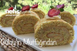 Haşhaşlı Rulo Pasta Tarifi