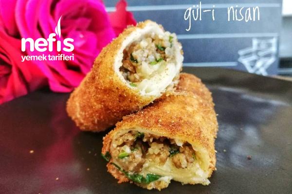 İçli Köfte Böreği (Mis) Tarifi