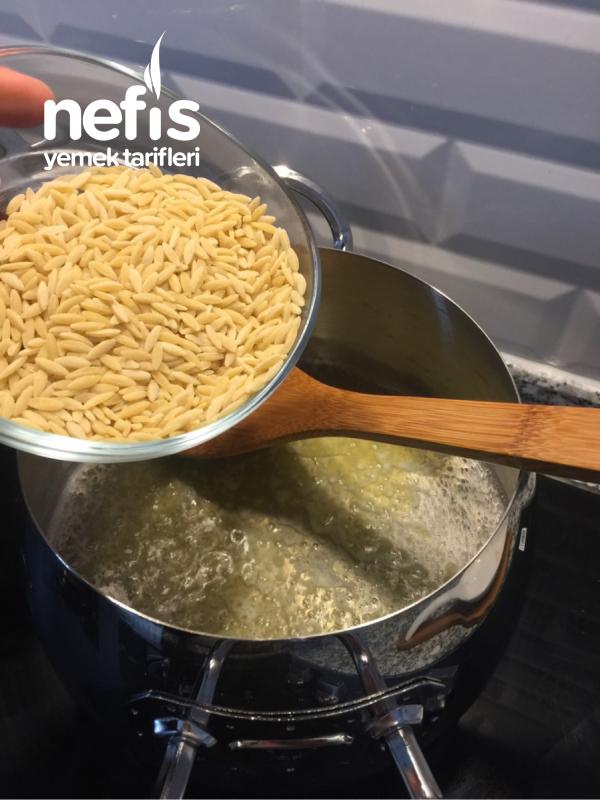 Kolay Pirinç Pilavi