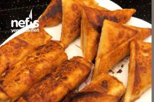 Pastırmalı Paçanga Böreği Tarifi