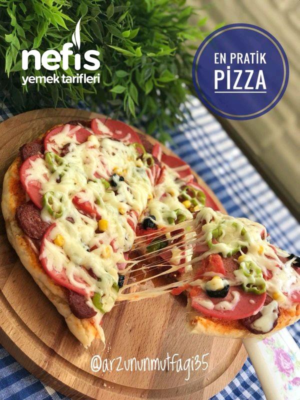 En Pratik Pizza