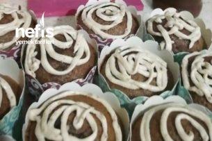 Kestaneli Cupcake (Videolu) Tarifi