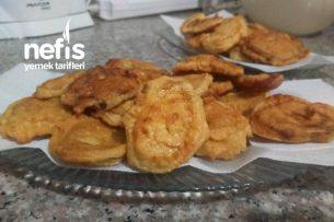 Pratik Ve Lezzetli Patlıcan Kızarması Tarifi