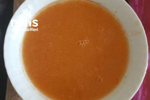 Sebze Çorbamız  7 Tarifi