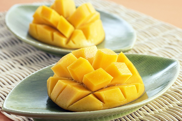 mango aloe vera maskesi