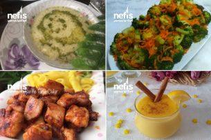 Besleyici Ve Sağlıklı İftar Lezzetleri Tarifi