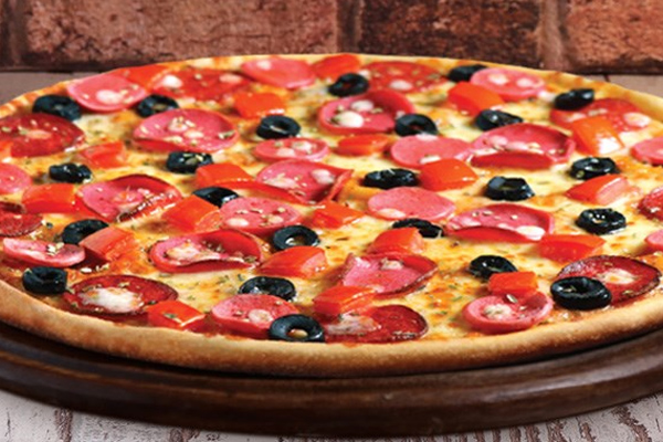 dominos pizza menüsü