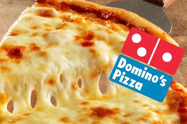 dominos pizza menü