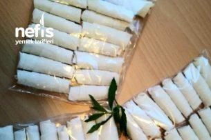 Dondurucu İçin Kalem (Sigara) Böreği Tarifi