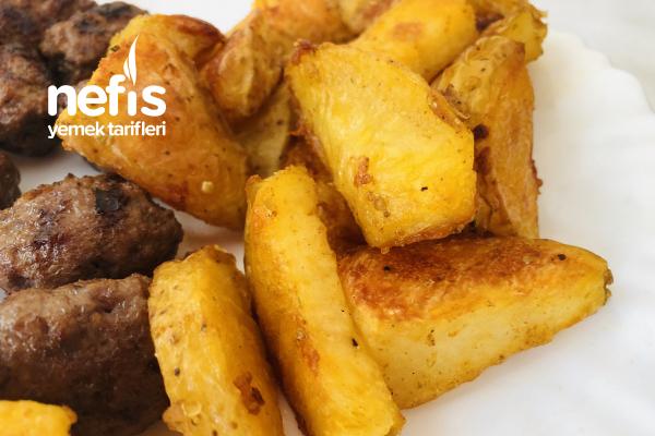Fırın Patates ( 10 Numara 5 Yıldız) Tarifi