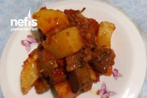Fırında Patates Kebap Tarifi