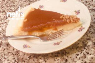 Karameli Sütlü İrmik Tatlısı Tarifi