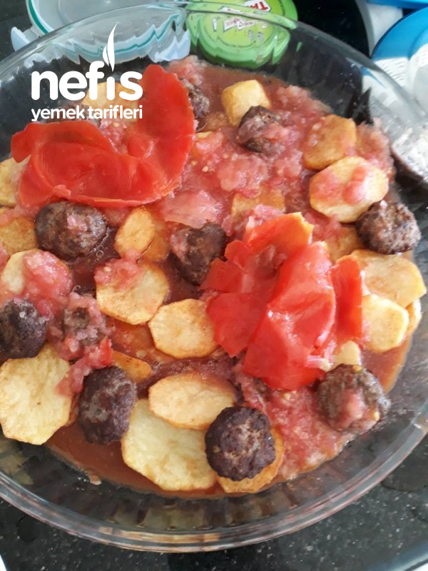 Köfteli Patates