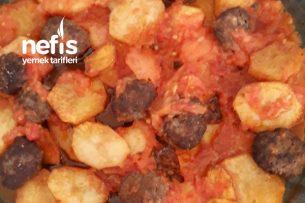 Köfteli Patates Tarifi